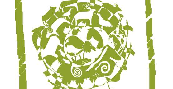 logo ZOO groen is Gaia
