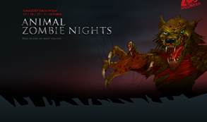 GaiaZOO Animal Zombie Nights